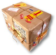 Email attachments are like an umarked package