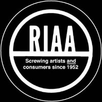 The RIAA logo