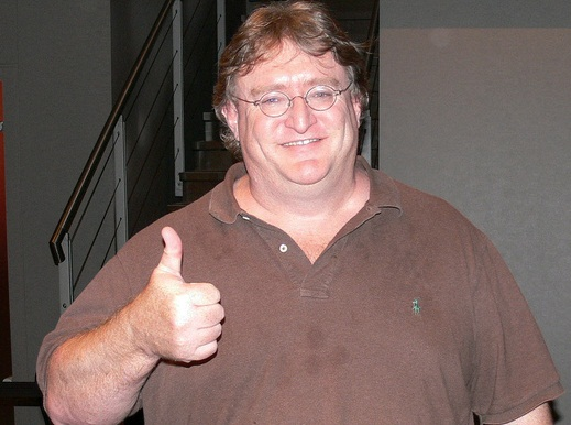 Gabe Newell, co-founder of Valve; one of the most successful and populer PC gaming companies in history... and a fan of My Little Pony: Frienship is Magic [<a href=http://www.youtube.com/watch?v=YPjFavgKO5I>Proof</a>]
