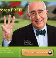Ben Stein is tired of losing his money so he's going to take yours.